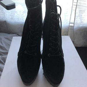 Aldo used Ankle boot heels 8